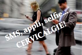 SMS, applis, selfie...cervicalgie