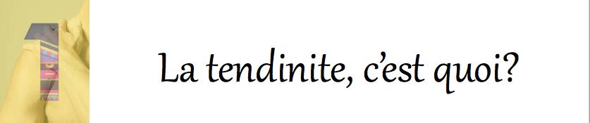 tendinite1